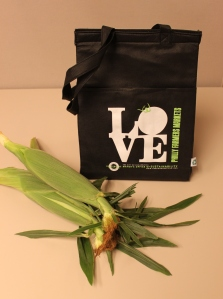 Love Philly Farmers Markets Cooler Bag